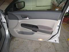 2009 Honda Accord Front Passenger Interior Door Panel - Remove To Upgrade OEM Speaker (paul79uf) Tags: door honda accord diy panel interior steps off remove speaker take instructions guide removal 2008 2009 upgrade tutorial 2012 2010 oem 2011