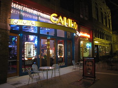 Cameo Art House Theatre (Gerry Dincher) Tags: fayetteville cumberlandcounty northcarolina downtownfayetteville downtown haystreet neon neonsign night movietheatre movietheater cameoarthousetheatre her joaquinphoenix coolspringdowntowndistrict coolspringdistrict gerrydincher