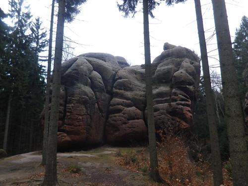 A další zajímavá skaliska.