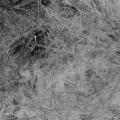 Large ice crystals in stepped ice fall (Richard-) Tags: ice hiking highcontrast ricohgr appalachiantrail schachticokeridge