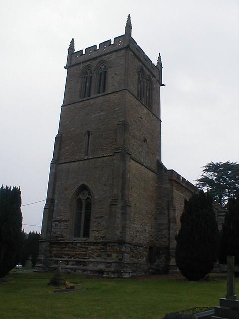 Cottesbrooke_Church