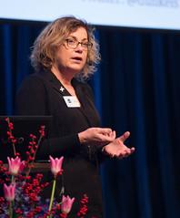 """""""Barn och ungas nätkulturer"""" – Elza Dunkels, fil Dr, Umeå Universitet"""