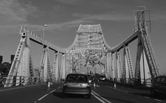 """ Life in the fast lane "" ~Runcorn / Widnes Bridge ~ (A4ANGHARAD) Tags: lumix panasonic runcorn dmcfz18 a4angharad macevans {vision}:{outdoor}=076 {vision}:{sky}=0627 {vision}:{text}=057"