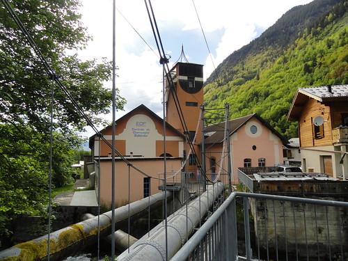 Tarentaise, centrale EDF, Villard-du-Planay - D. Dereani, fondation Facim (162)