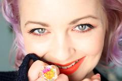 lavenders and peach 5 (Emma - Dear Thirty) Tags: hair pastel lavenderhair