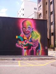 Colorido (tatiana_castro) Tags: brazil arte rua parede pintura grafitar