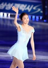 All That Skate 2014 / Figure Skating Queen YUNA KIM ({ QUEEN YUNA }) Tags: korea queen olympic figureskating worldchampion figureskater olympicchampion yunakim   kimyuna  allthatskate2014
