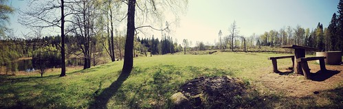 En liten del av Rya åsar