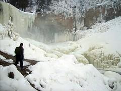 S5002038 (ndeeelite) Tags: winter ontario ice jack hiking hamilton niagara waterfalls keri webster 2009 tew decew