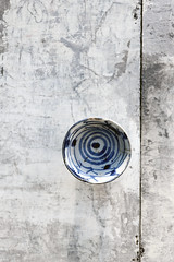 _RAY7352 (ElenaRay) Tags: life blue abstract color art texture water set painting asian photography japanese photo still pretty natural artistic spirit decorative background buddhist painted stock fine objects buddhism bowl things study zen wabisabi wabi sabi decor imperfection textural