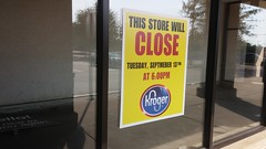 This store will close Tuesday, September 13th at 6:00PM (Retail Retell) Tags: kroger marketplace v478 hernando ms desoto county retail construction expansion project grocery store millennium dcor 475