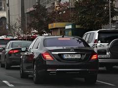 AA7007IH (Vetal 888 aka BB8888BB) Tags: mercedes maybach mercedesmaybach sclass x222 licenseplates ukraine kyiv  aa1112ip aa   7007