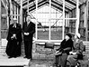 Laying the foundation stone at the Oakleigh Presbyterian Church, circa 1948 (Monash Public Library Service) Tags: oakleigh churches underconstruction presbyterianchurch drummondstreet reverendgstaylor