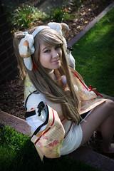 Kotori-14 (YGKphoto) Tags: anime convention cosplay costume kotori lovelive metacon minneapolis minnesota downtown sheep videogames