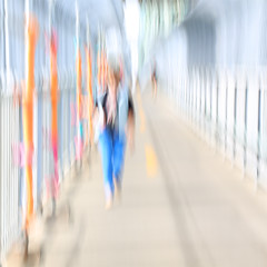 (jc.dazat) Tags: flou blur icm personnage people femme woman lady couleurs colours color photo photographe photographie photography canon jcdazat