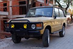 Range Rover 3-door front (19701985) (seanavigatorsson) Tags: rover range rangerover 4x4 fourwheeldrive gelndewagen suv travel automobil car