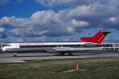 N299US Northwest Orient 727-251 at KCLE (GeorgeM757) Tags: northwestorient 727251 727 boeing n299us kcle clevelandhopkins aircraft airplane alltypesoftransport aviation airport georgem757