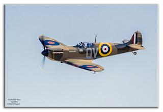 Supermarine Spitfire Mk 1a N3200 [Explored]