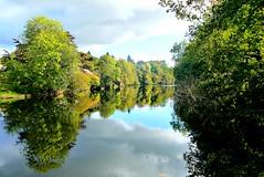 Strath/A/River Teith Callander/Pauline Deas/20161009 (callanderlandscape) Tags: callander trossachs pauline deas river teith