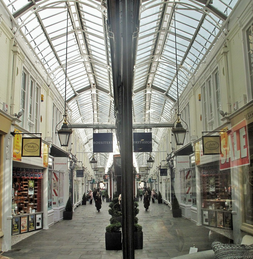 The World's Best Photos Of Cardiff And Shops