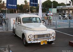 1958 Volvo PV444 (Yohai_Rodin) Tags: classic car five club israel tel aviv 5 cars