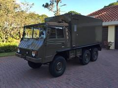 Steyr Puch Pinzgauer 712M (Vehicle Tim) Tags: steyr puch pinzgauer lkw truck fahrzeug armee army military militr koffer