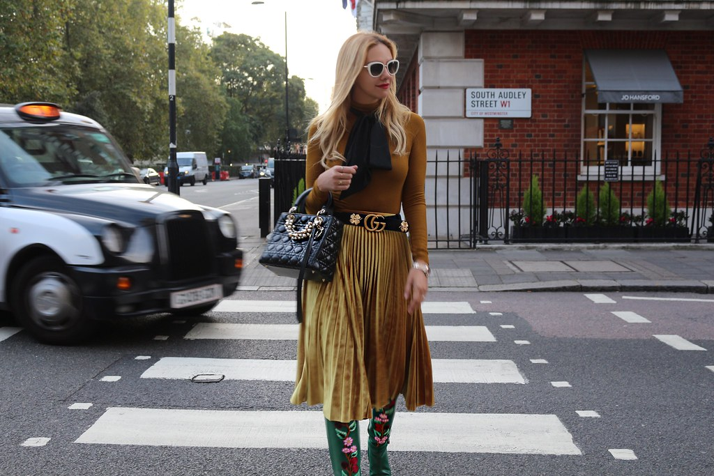 Style Crush: Russian Model And Street Style Star ElenaPerminova recommend