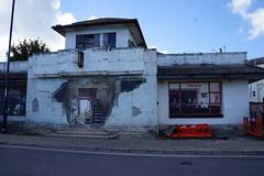swanage building art (hammockman61) Tags: swanage dorset england old building art