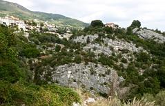 Tourrettes sur Loup (Traigh Mhor) Tags: 2016 september france gorge alpesmaritimes ctedazur perched village limestone landscape tourrettes
