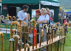 Fancy Shepherds Crooks (Tony Worrall) Tags: wasdale head show shepherds meet cumbria cumberland lakes farm farmer event village scene festival rural countryside country sunlit outdoors england northern uk update place location north visit area county attraction open stream tour welovethenorth northwest unitedkingdom crook wood wooden stick curve carve carved made art arty beautifulwalkingsticks shepherdscrooks marketsticks