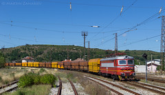 Morning rush (Radler.z) Tags: 43504 50502 train bdz freight locomotive skoda68e skoda 68e batanovtsi coal cargo       bobov dol power plant