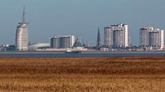 Bremerhaven an der Weser (oliver_hb) Tags: bremerhaven weser nordsee klimahaus mediterraneo atlantichotelsailcity columbuscenter