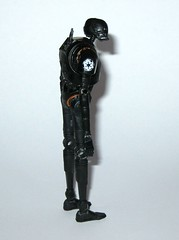 k-2so star wars rogue one basic action figures 2016 hasbro f (tjparkside) Tags: k2so star wars rogue one basic action figures 2016 hasbro mosc 1 r1 375 inch 5poa figure disney studio effects ap app rebel rebels alliance base insertion agent droid droids zipline k 2so