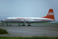 9Q-CKG (Liberia World) (Steelhead 2010) Tags: liberiaworld 9qckg bristol 175 britannia ost 9qreg