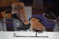 Ankle Boots, Alexander McQueen (Bebopgirl1969) Tags: boots alexandermcqueen nationalmuseumofscotland
