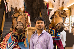 A random guy met at Global Village, Dubai (dulakmal) Tags: 20161130 globalvillage dubai unitedarabemirates ae