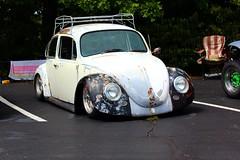 Scrrrrraaaape (UndercoverWookiee) Tags: vw volkswagen dragster volksrod beetle bug bus patina electronics diesel tdi lowered car
