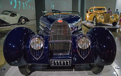 1939 Bugatti Type57C @ Petersen's Auto Museum LA Calif (dog97209) Tags: 1939 bugatti type57c petersens auto museum la calif owned by shah iran gift from france automobiles art
