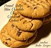 SANDRA'S ALASKA RECIPES: Sandra's Peanut Butter-Mini Chocolate Chip-Cinnamon Cookies...recipe (sandrasalaskarecipesphotographyretail) Tags: alaska chip chocolate cinnamon cookies dessert image mini peanutbutter photo pic potluck recipes sandras