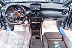 Mercedes -Benz Clase A 250 Motorsport PETRONAS Edition - Mod.2016 - 218 c.v - Gris Montaña (Auto Exclusive BCN) Tags: mercedesx benz clase a 250 petronas motorsportpetronasedition alerónamg grismontaña llantas19 techopanorámico navegadorgarminmappilot camaraatrás climatizadordigital distronic controlcarril controlángulomuerto faros led autoexclusivebcn autoexclusive autoexclusivebcncom autoexclusivebarcelona tienda coches cars barcelona