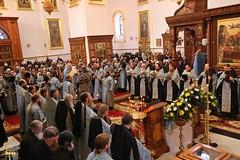 26. Arrival of Sanctities at Lavra / Прибытие святынь в Лавру 01.12.2016