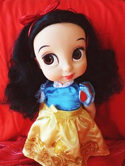 Disney Animators - Biancaneve (Sara.C~) Tags: disney animators belle snowhite biancaneve pocahontas ariel mermaid littler animator doll dolls collector