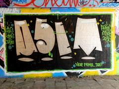 Graffiti Overschie (oerendhard1) Tags: graffiti streetart urban art rotterdam tunneltje underpass overschie asem atwb putas kms okdoei