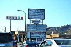 Along Pacific Coast Highway (BudCat14/Ross) Tags: signs pch malibu california currentcinema