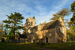 Autumn Church (AndyorDij) Tags: lyndon church trees tree autumn andrewdejardin england rutland uk unitedkingdom 2016