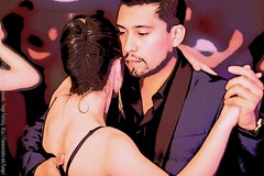 Flávia Morari and Octavio Fernandez, Tango Factory, Brussels, June 2016