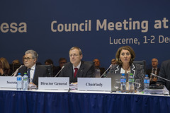 ESA Council at Ministerial Level, 1-2 December 2016 (europeanspaceagency) Tags: esacouncilatministeriallevel lucerne esacm16 unitedspaceineurope