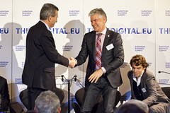 _MG_9083 (europeanbusinesssummit) Tags: willem joncker gnther oettinger commissioner european digital innovation dsm eitdigital