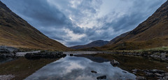 Near Loch Etive - Scotland (Jan Hoogendoorn) Tags: scotland unitedkingdom gb loch etive meer