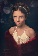 ,   -  ... (MissSmile) Tags: misssmile art artistic portrait child kid 10years memories studio creative vintage retro style glamour hair sweet
